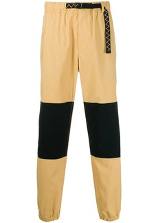 Nike panelled loose fit trousers
