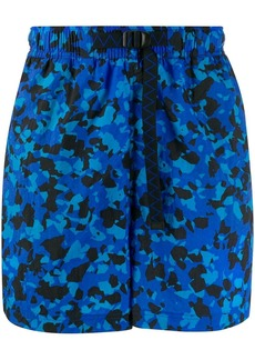 Nike printed swim shorts