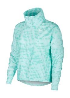 Nike 1/2 Zip Printed Running Jacket