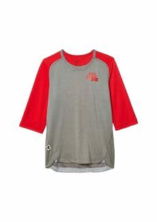 Nike 3/4 Sleeve Flux Top (Big Kids)