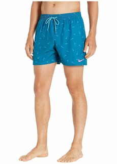 "Nike 5"" Confetti Lap Volley Shorts"