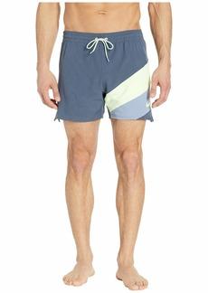 "Nike 5"" Optic Camo Mesh Signal Volley Shorts"