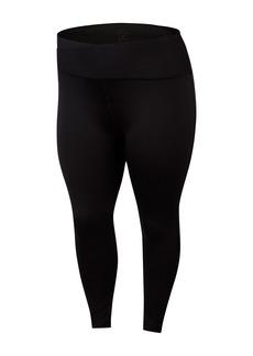 Nike 7/8 Yoga Wrap Tights (Plus Size)