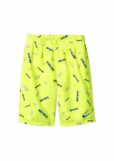 "Nike 8"" Logofetti Volley Shorts (Little Kids/Big Kids)"