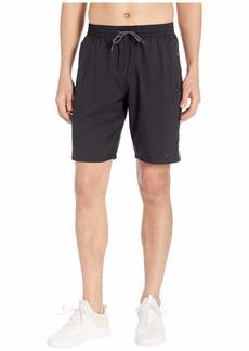 "Nike 9"" Logo Splice Racer Volley Shorts"