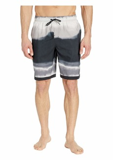 "Nike 9"" Optic Halo Horizon Volley Shorts"