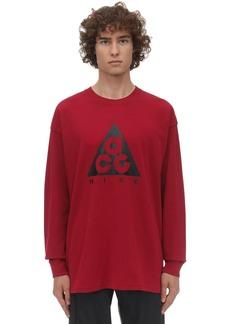 Nike Acg L/s Logo T-shirt