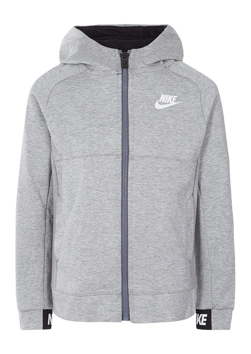 Nike Advance15 Knit Full-Zip Hoodie (Little Boys)