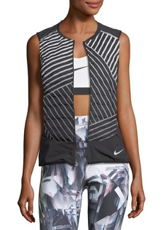 Nike Aeroloft Flash Reflective Running Vest