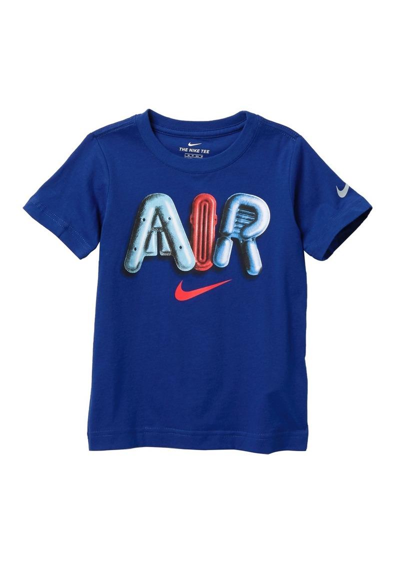 Nike Air Bubble T-Shirt (Toddler Boys)