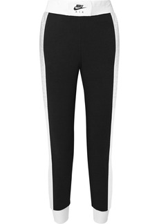 Nike Air Cotton-blend Jersey Track Pants