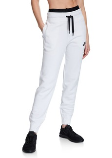 Nike Air Fleece Active Pants w/ Double Waistband