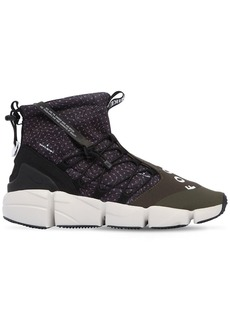 Nike Air Footscape Utility Mid Top Sneakers
