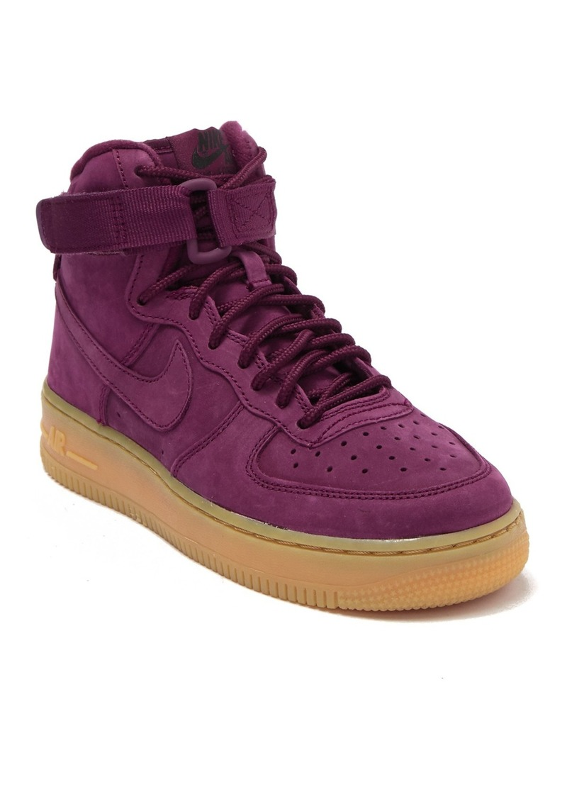Nike Air Force 1 High WB GS Sneaker (Big Kid)