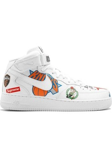 Nike x Supreme x NBA x Air Force 1 MID 07 sneakers