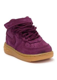 Nike Air Force 1 Mid Sneaker (Baby & Toddler)