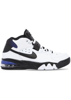 Nike Air Force Max Leather Mid Top Sneakers