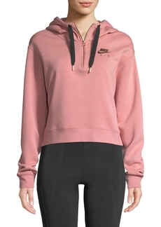 Nike Air Half-Zip Fleece Hoodie