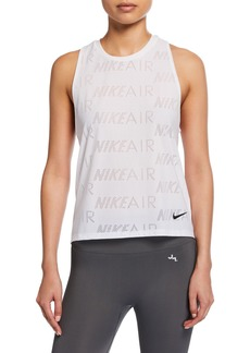 Nike Air Logo Racerback Tank Top