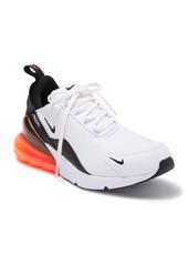 Nike Air Max 270 Premium Leather Sneaker