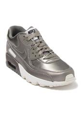 Nike Air Max 90 Leather Sneaker (Big Kid)