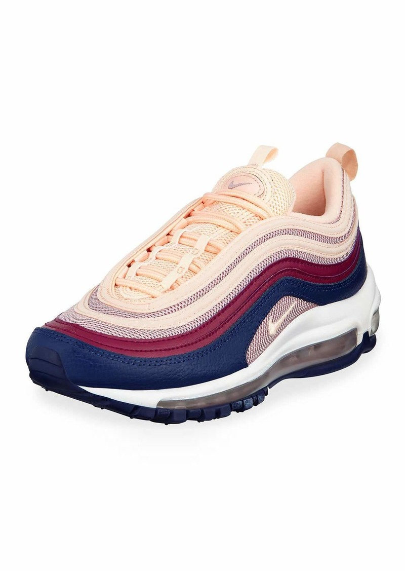 Air Max 97 Leather Running Sneakers