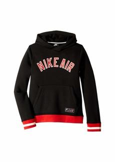 Nike Air Pullover Fleece Top (Little Kids/Big Kids)