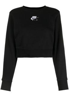 Nike Air semi-brushed fleece sweatshirt