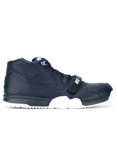 Nike 'Air Trainer 1 Mid SP Fragment' hi-top sneakers