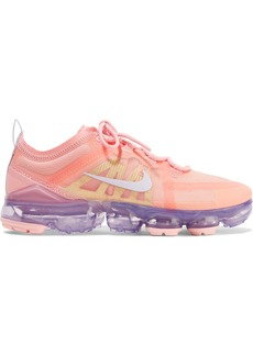Nike Air Vapormax 2019 Mesh And Pvc Sneakers