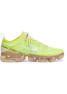 Nike Air Vapormax Se Mesh And Pvc Sneakers