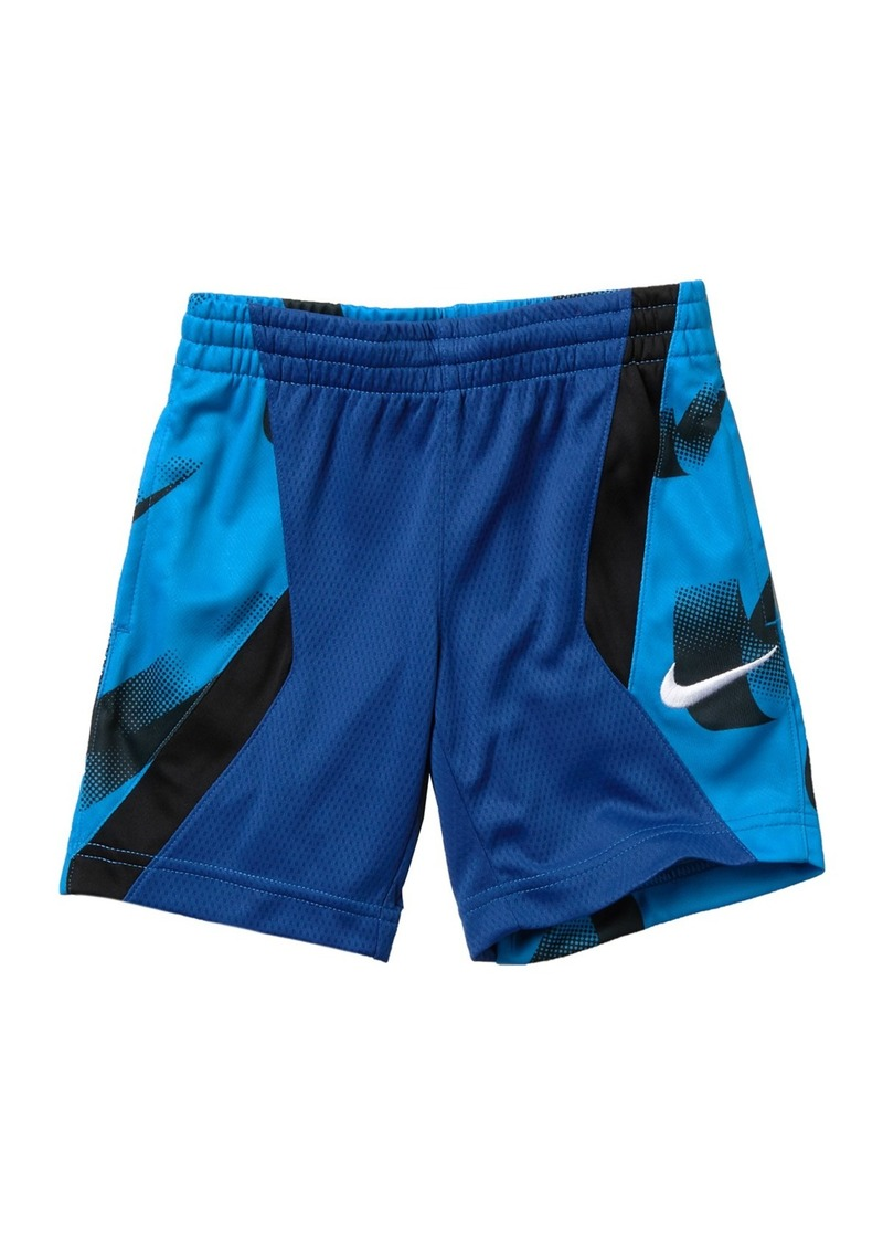 Nike Allover Print Avalanche Shorts (Little Boys)