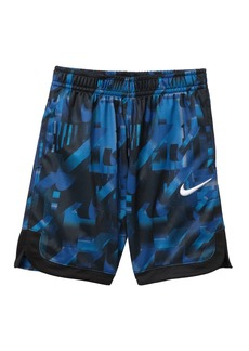 Nike Allover Print Dry Dominate Shorts (Little Boys)