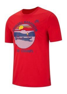Nike Anglers Marathon Graphic T-Shirt