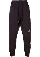 Nike athletic woven track joggers