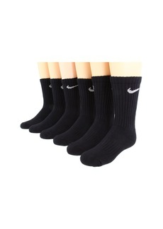 Nike Banded Cotton Crew 6-Pair Pack