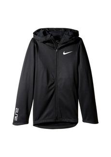 Nike Basketball Full-Zip Hoodie (Little Kids/Big Kids)