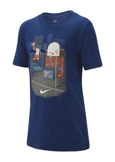 Nike Basketball Photo Tee (Big Boys)