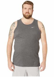 Nike Big & Tall Dry Tank Top Dri-Fit Cotton Solid