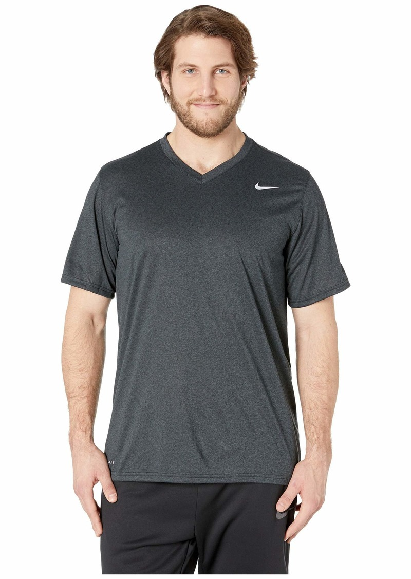 Nike Big & Tall Dry Tee Legend V-Neck 2.0