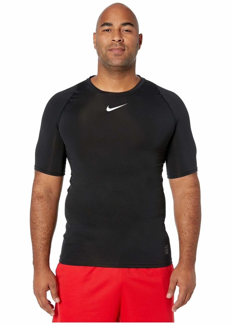 Nike Big & Tall Pro Compression Short Sleeve Training Top