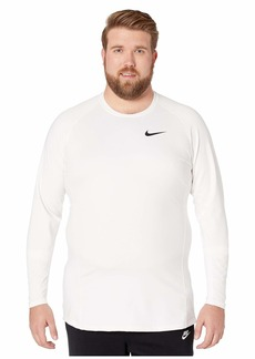Nike Big & Tall Pro Therma Top Long Sleeve