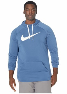 Nike Big & Tall Swoosh Pullover Dry Training Hoodie