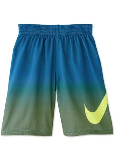 """Nike Big Boys Color Fade Breaker 8"""" Volley Short"""