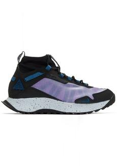 Nike Black & Purple ACG Zoom Terra Zaherra Sneakers