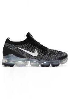 Nike Black & White Air Vapormax Flyknit 3 Sneakers