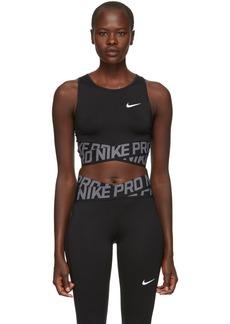 Nike Black Intertwist Bra