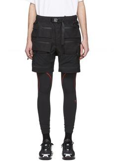 Nike Black MMW Edition M NRG Training Series 003 Hybrid Lounge Pants