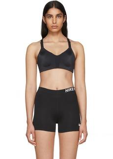Nike Black Rival Sports Bra