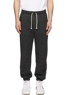 Nike Black Sportswear Heritage SB Lounge Pants